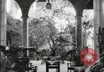 Image of Spanish Patio Mexico City Mexico, 1925, second 24 stock footage video 65675023038
