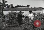 Image of Spanish Patio Mexico City Mexico, 1925, second 49 stock footage video 65675023038
