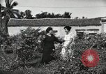 Image of Spanish Patio Mexico City Mexico, 1925, second 50 stock footage video 65675023038