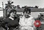 Image of Spanish Patio Mexico City Mexico, 1925, second 53 stock footage video 65675023038