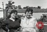 Image of Spanish Patio Mexico City Mexico, 1925, second 54 stock footage video 65675023038