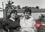 Image of Spanish Patio Mexico City Mexico, 1925, second 55 stock footage video 65675023038