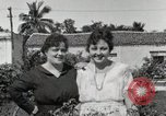 Image of Spanish Patio Mexico City Mexico, 1925, second 56 stock footage video 65675023038
