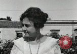 Image of Spanish Patio Mexico City Mexico, 1925, second 60 stock footage video 65675023038