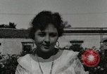 Image of Spanish Patio Mexico City Mexico, 1925, second 62 stock footage video 65675023038