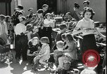 Image of Toy Loan Exchange during Great Depression Los Angeles California USA, 1935, second 53 stock footage video 65675023048