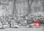 Image of German Monarchists during Kapp Putsch Berlin Germany, 1920, second 1 stock footage video 65675023052
