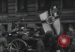 Image of German Monarchists during Kapp Putsch Berlin Germany, 1920, second 14 stock footage video 65675023052