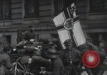 Image of German Monarchists during Kapp Putsch Berlin Germany, 1920, second 15 stock footage video 65675023052