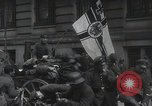 Image of German Monarchists during Kapp Putsch Berlin Germany, 1920, second 17 stock footage video 65675023052