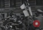 Image of German Monarchists during Kapp Putsch Berlin Germany, 1920, second 18 stock footage video 65675023052