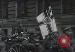 Image of German Monarchists during Kapp Putsch Berlin Germany, 1920, second 25 stock footage video 65675023052