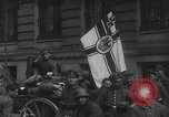 Image of German Monarchists during Kapp Putsch Berlin Germany, 1920, second 27 stock footage video 65675023052