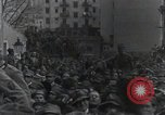 Image of Gabriele D'Annunzio and others organizing volunteers Fiume Croatia, 1919, second 56 stock footage video 65675023053