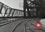 Image of Harahan Bridge Memphis Tennessee USA, 1917, second 23 stock footage video 65675023081