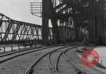 Image of Harahan Bridge Memphis Tennessee USA, 1917, second 25 stock footage video 65675023081
