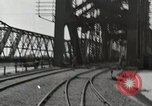 Image of Harahan Bridge Memphis Tennessee USA, 1917, second 26 stock footage video 65675023081