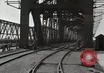 Image of Harahan Bridge Memphis Tennessee USA, 1917, second 28 stock footage video 65675023081