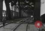 Image of Harahan Bridge Memphis Tennessee USA, 1917, second 30 stock footage video 65675023081