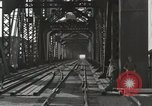 Image of Harahan Bridge Memphis Tennessee USA, 1917, second 32 stock footage video 65675023081