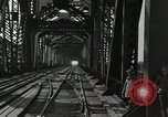 Image of Harahan Bridge Memphis Tennessee USA, 1917, second 33 stock footage video 65675023081