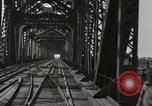 Image of Harahan Bridge Memphis Tennessee USA, 1917, second 34 stock footage video 65675023081