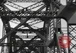 Image of Harahan Bridge Memphis Tennessee USA, 1917, second 38 stock footage video 65675023081