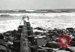 Image of Beaches and buildings Atlantic City New Jersey USA, 1917, second 41 stock footage video 65675023083