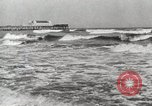 Image of Beaches and buildings Atlantic City New Jersey USA, 1917, second 57 stock footage video 65675023083