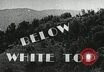 Image of Appalachian residents Marion Virginia USA, 1934, second 9 stock footage video 65675023099