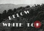 Image of Appalachian residents Marion Virginia USA, 1934, second 17 stock footage video 65675023099