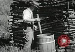 Image of rural missionary Marion Virginia USA, 1934, second 19 stock footage video 65675023103