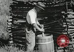Image of rural missionary Marion Virginia USA, 1934, second 20 stock footage video 65675023103