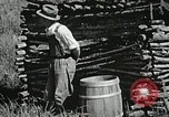 Image of rural missionary Marion Virginia USA, 1934, second 44 stock footage video 65675023103
