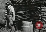 Image of rural missionary Marion Virginia USA, 1934, second 45 stock footage video 65675023103