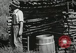Image of rural missionary Marion Virginia USA, 1934, second 46 stock footage video 65675023103