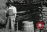 Image of rural missionary Marion Virginia USA, 1934, second 49 stock footage video 65675023103