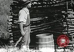 Image of rural missionary Marion Virginia USA, 1934, second 52 stock footage video 65675023103