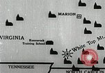 Image of Killinger Mountain Clinic Marion Virginia USA, 1934, second 21 stock footage video 65675023104