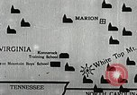 Image of Killinger Mountain Clinic Marion Virginia USA, 1934, second 22 stock footage video 65675023104