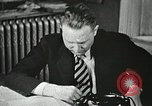 Image of Pastor Kenneth Killinger Marion Virginia USA, 1934, second 43 stock footage video 65675023105