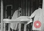 Image of Mission medical clinic Campbell County Tennessee USA, 1935, second 20 stock footage video 65675023114