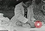 Image of Mission medical clinic Campbell County Tennessee USA, 1935, second 57 stock footage video 65675023114