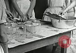 Image of pickling demonstration Campbell County Tennessee USA, 1935, second 39 stock footage video 65675023120