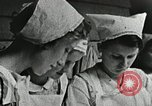Image of pickling demonstration Campbell County Tennessee USA, 1935, second 48 stock footage video 65675023120