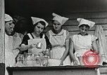 Image of pickling demonstration Campbell County Tennessee USA, 1935, second 53 stock footage video 65675023120