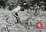 Image of Summer work camps Flint Michigan USA, 1938, second 50 stock footage video 65675023121