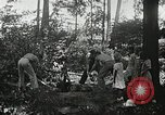 Image of Summer work camps Flint Michigan USA, 1938, second 51 stock footage video 65675023121