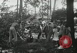 Image of Summer work camps Flint Michigan USA, 1938, second 52 stock footage video 65675023121