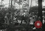 Image of Summer work camps Flint Michigan USA, 1938, second 53 stock footage video 65675023121